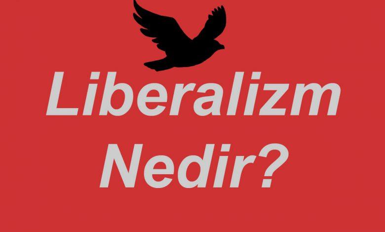Liberalizm Ne Demek?