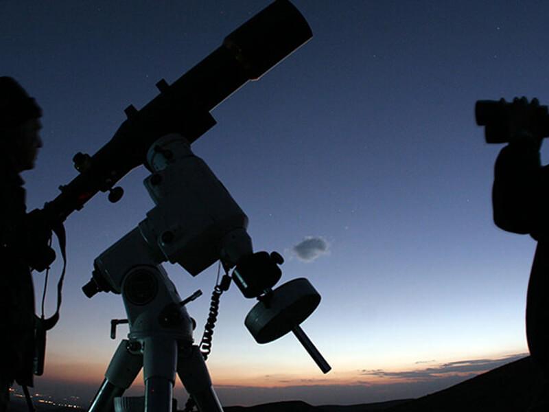 Astronom Ne İş Yapar?