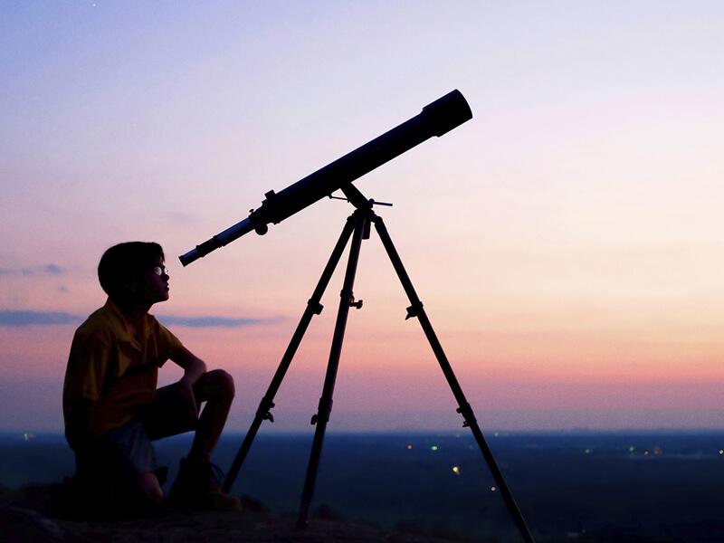 Astronom Nasıl Olunur?