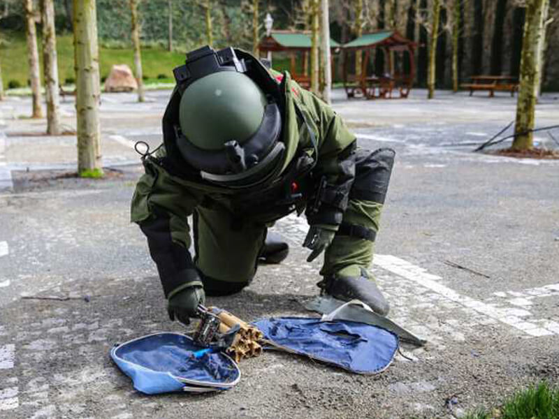 Bomba İmha Uzmanı Nasıl Olunur?