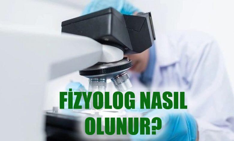 Fizyolog Nasıl Olunur? Fizyolog Maaşları Ne Kadar?
