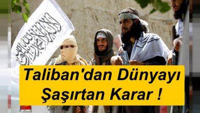 Taliban Kararı
