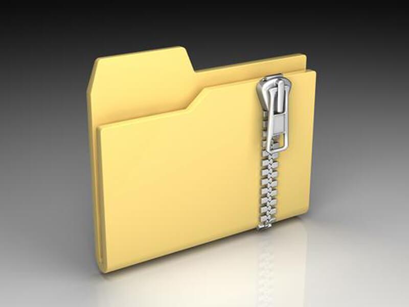 ZIP Dosyasındaki Şifreler Nasıl Kaldırılır?