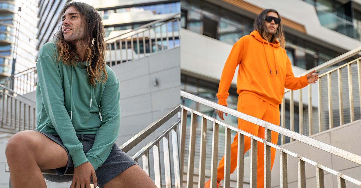 Kadın ve Erkek Sweatshirt Modelleri