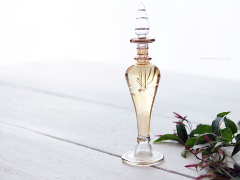 Kendi parfümünü tasarla