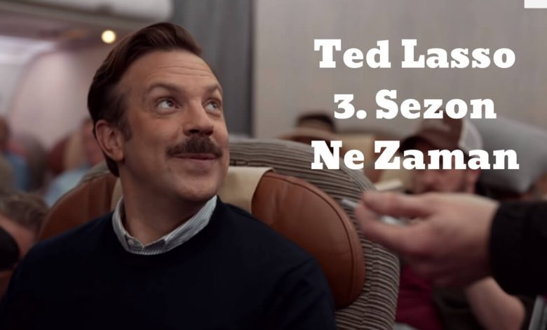 Ted Lasso 3