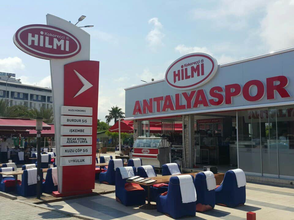 Antalya Kokoreççi Hilmi