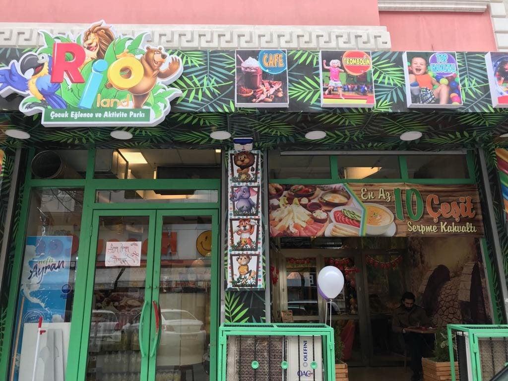rioland park cafe fatih