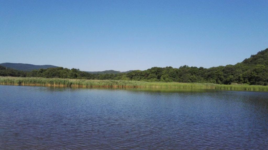 çilingoz tabiat parkı göl
