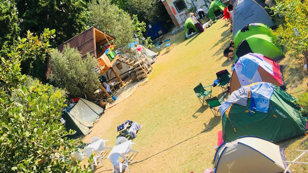 Mürsel Kamping Kamp Alanı