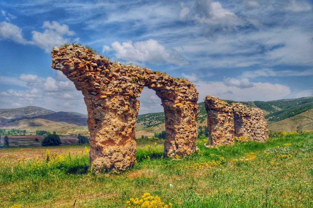 Satala Antik Kenti (Sadak Antik Kenti)