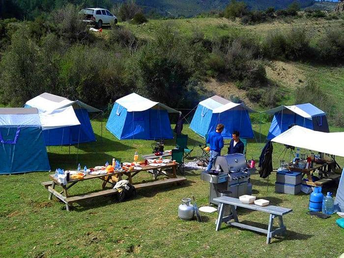 Side Ücretsiz Kamp Alanları