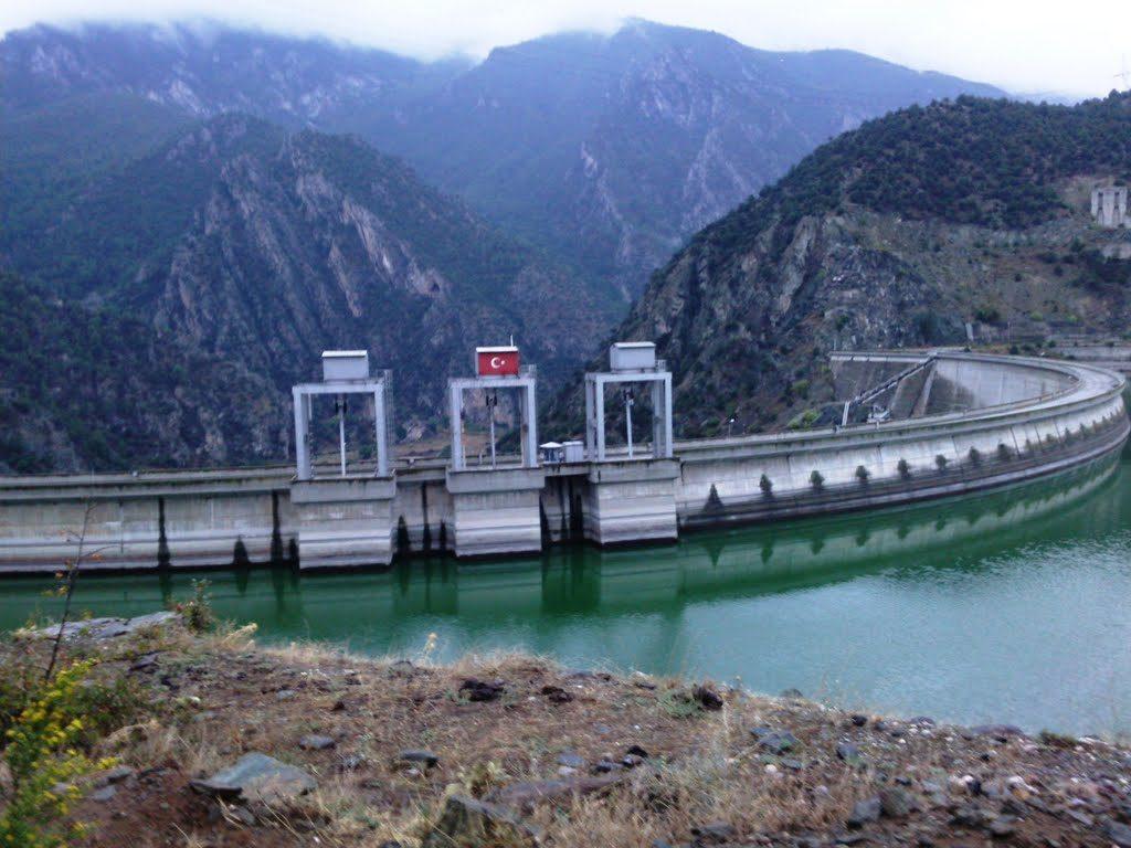 Gökçekaya Barajı Kamp Alanı, Eskişehir