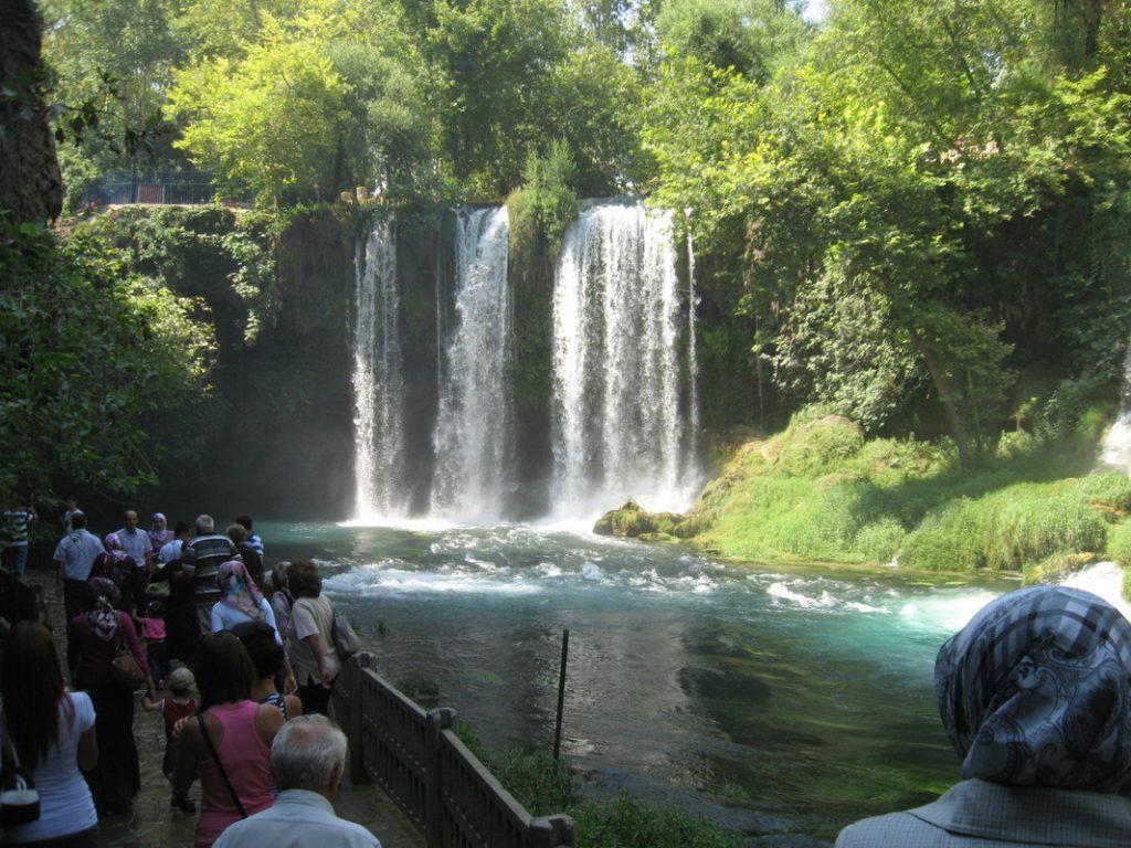 Eskişehir Kalabak Köyü - Orman içi / Şelale