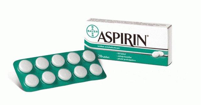 aspirin ile egzama tedavisi
