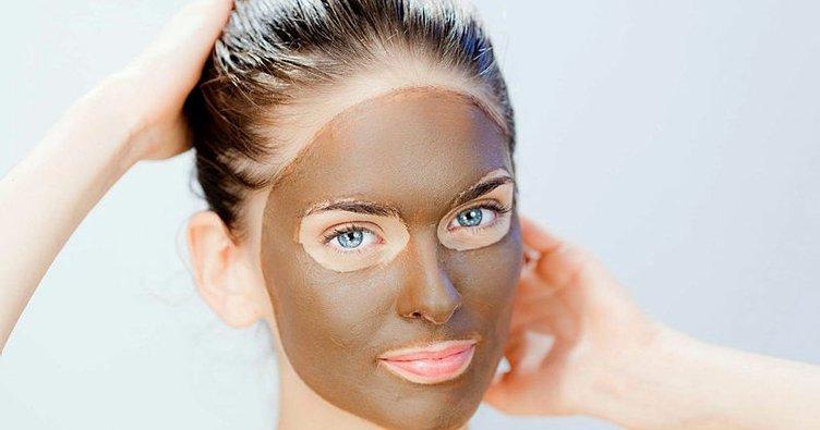 yüz bakımı maskeleri