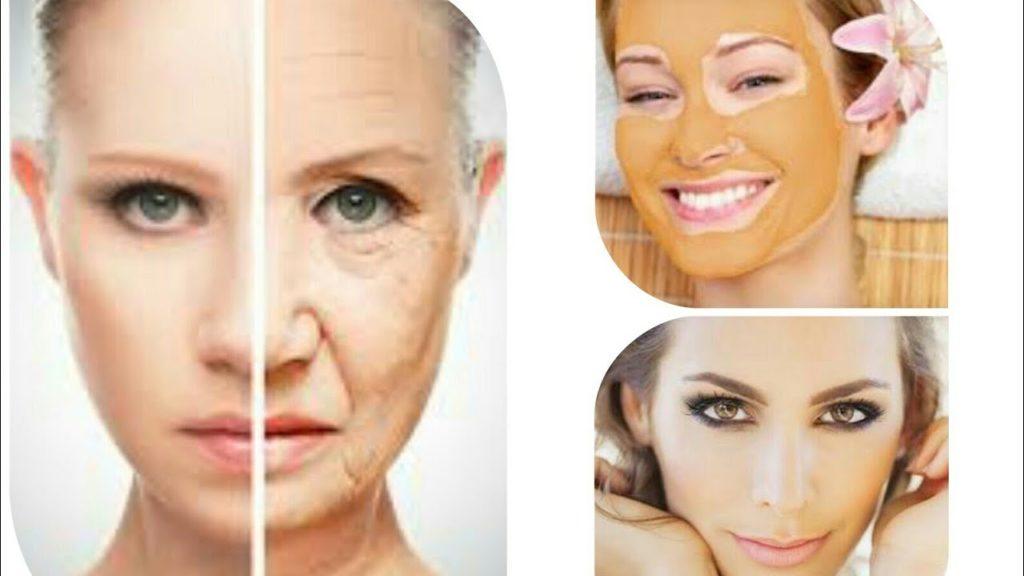 yaşlanma karşıtı cilt maskesi