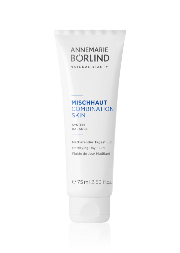Annemarie Börlind Combination Skin Mattifying Day Fluid