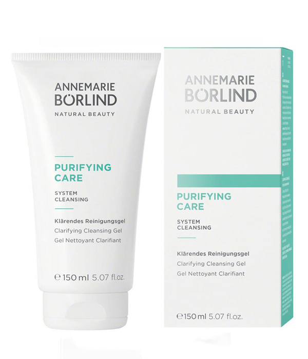 annemarie börlind purifying care serisi