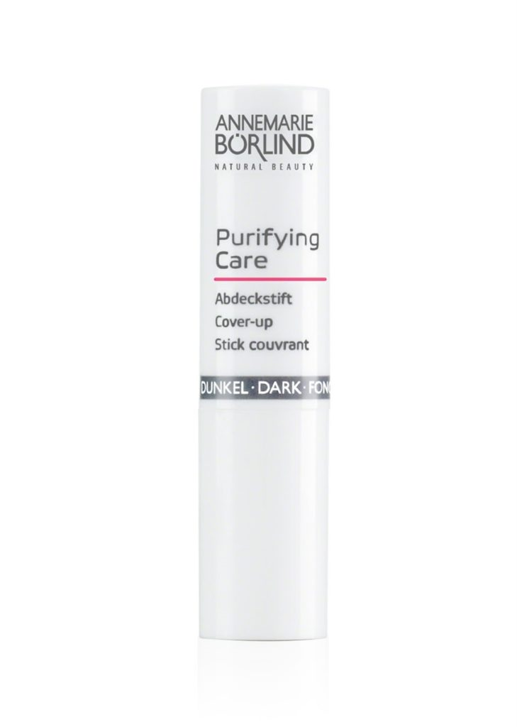 Annemarie Börlind Purifying Care  Cover Stick Dark