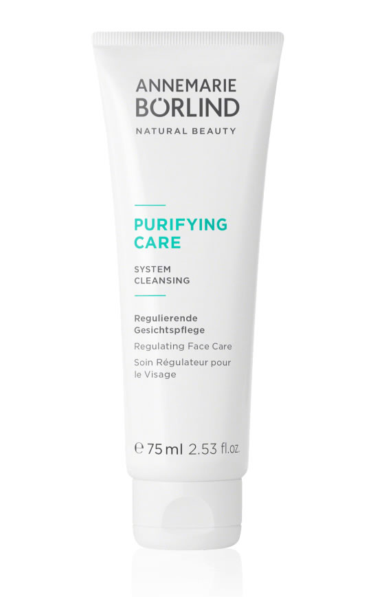 Annemarie Börlind Purifying Care Regulating Face Care