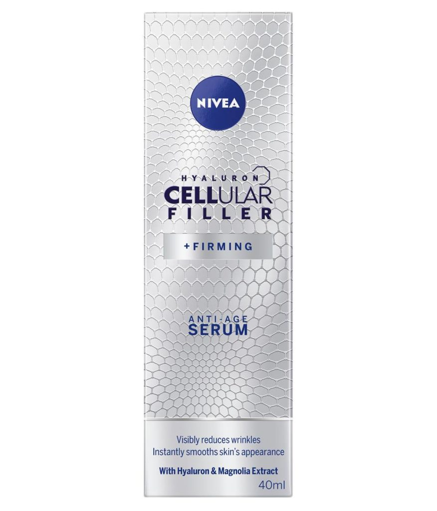 Nivea Cellular Filler Anti-Age Serum