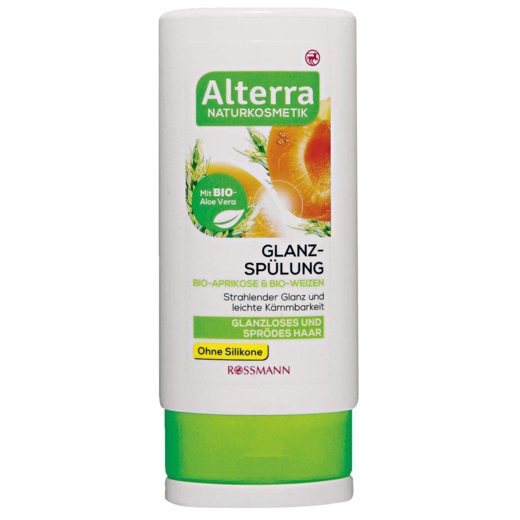 Alterra Doğal Nilüfer Çiçeği & Organik Kayısı İçerikli Saç Kremi