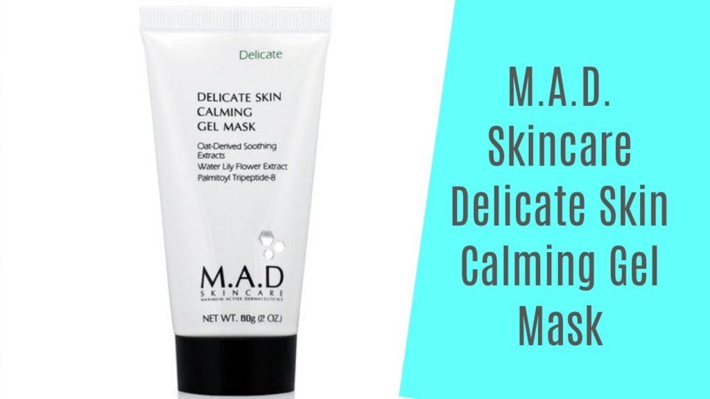 Delicate Skin Calming Gel Mask