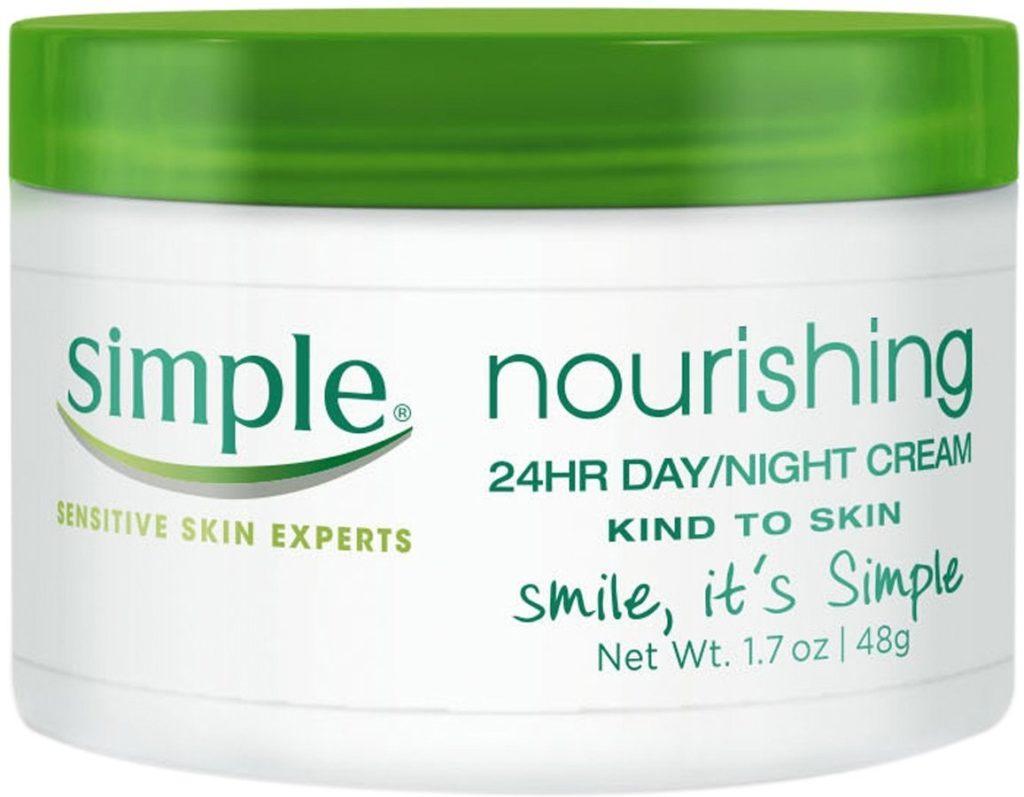 Simple Nourishing 24-HR Day/Night Cream Gündüz ve Gece Kremi