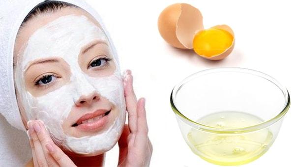 Yumurta Akı Maskesini Hazırlama Yöntemleri