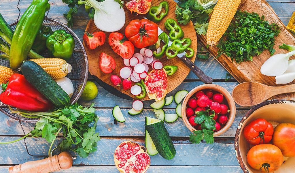 yazın tüketilecek hafif yiyecekler