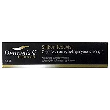Dermatix Silikon Jel Yan Etkileri Var Mıdır