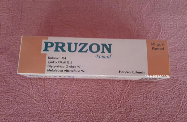 Pruzon Pomad Nasıl Kullanılır