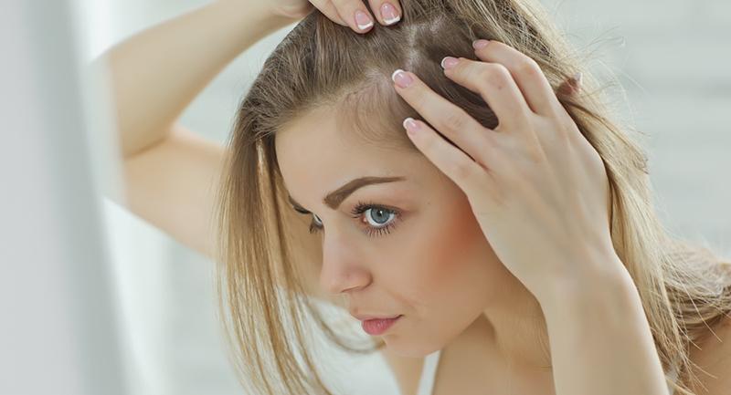 Saçlarımız Neden Dökülür