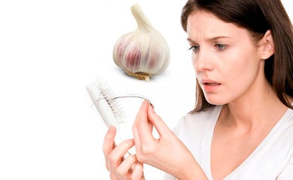 Sarımsak İle Saç Gürleştirme