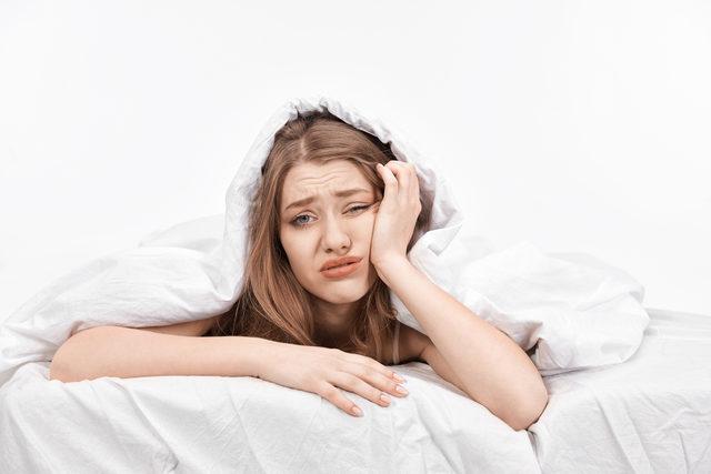 Uykusuzluk Problemine İyi Gelir Vanilya Yağı