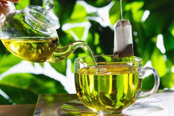 Yeşil Çayın Saç İçin Faydaları