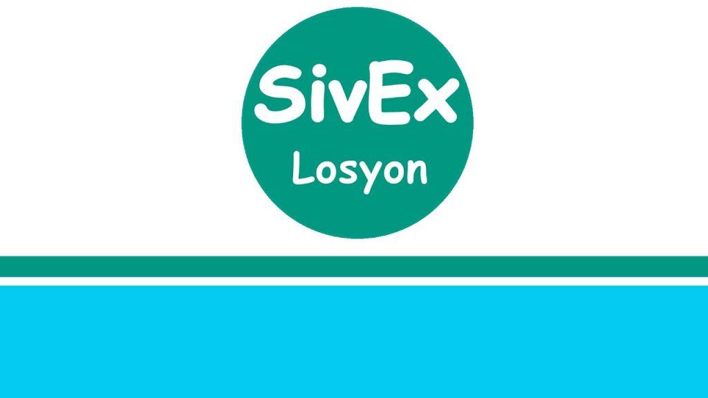 sivex losyon nasıl kullanılır