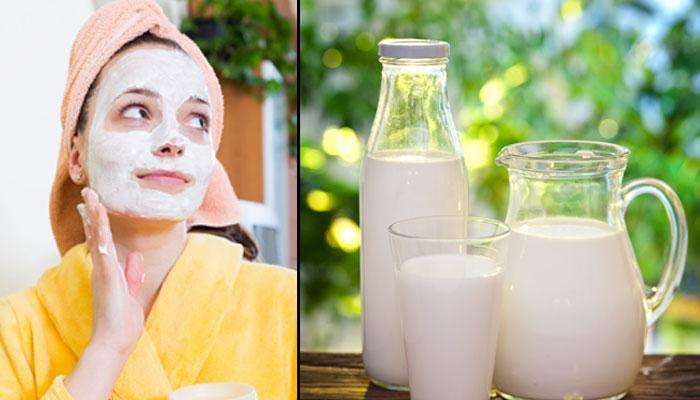 sütün cilde faydaları