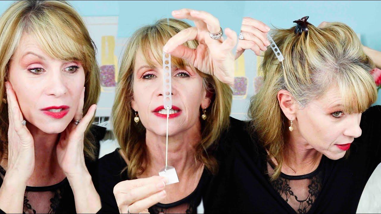 yüz germe bandı nasıl kullanılır