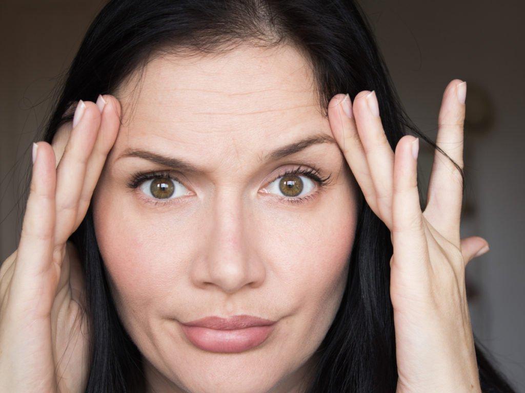 yüz kırışıklığı tedavisi