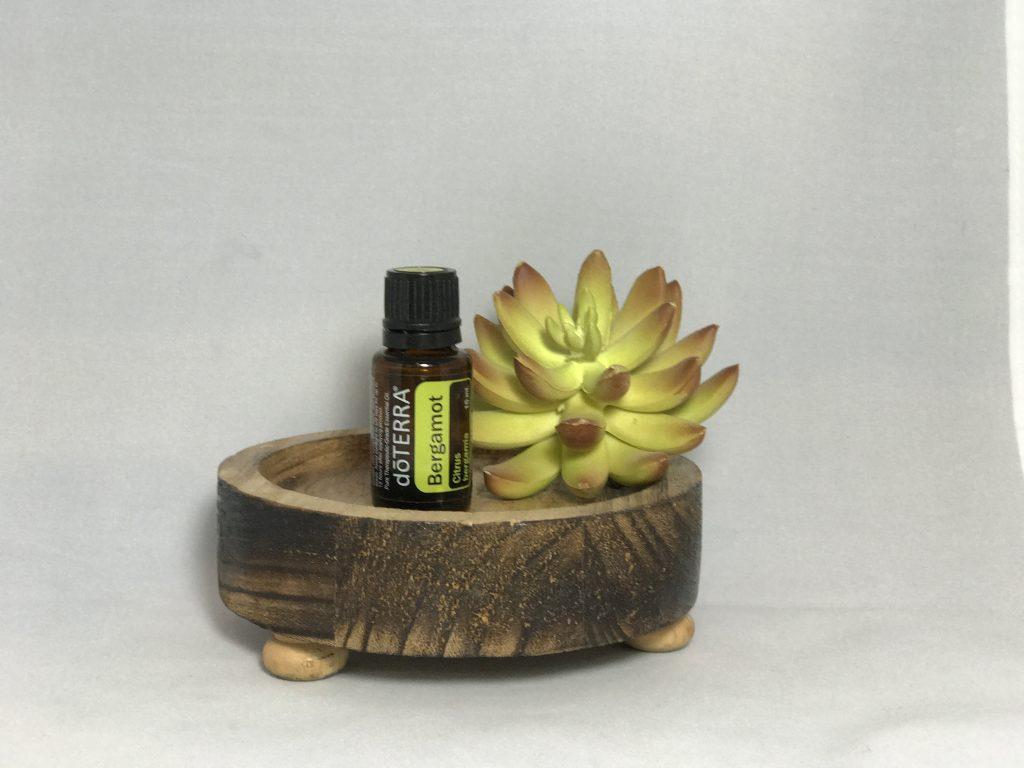 bergamot yağı ile saç bakımı