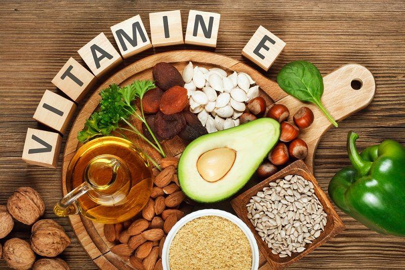E Vitamini ile Cilt Bakımı