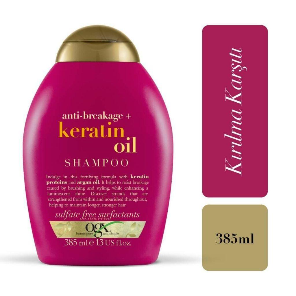 Ogx Keratin Şampuanı