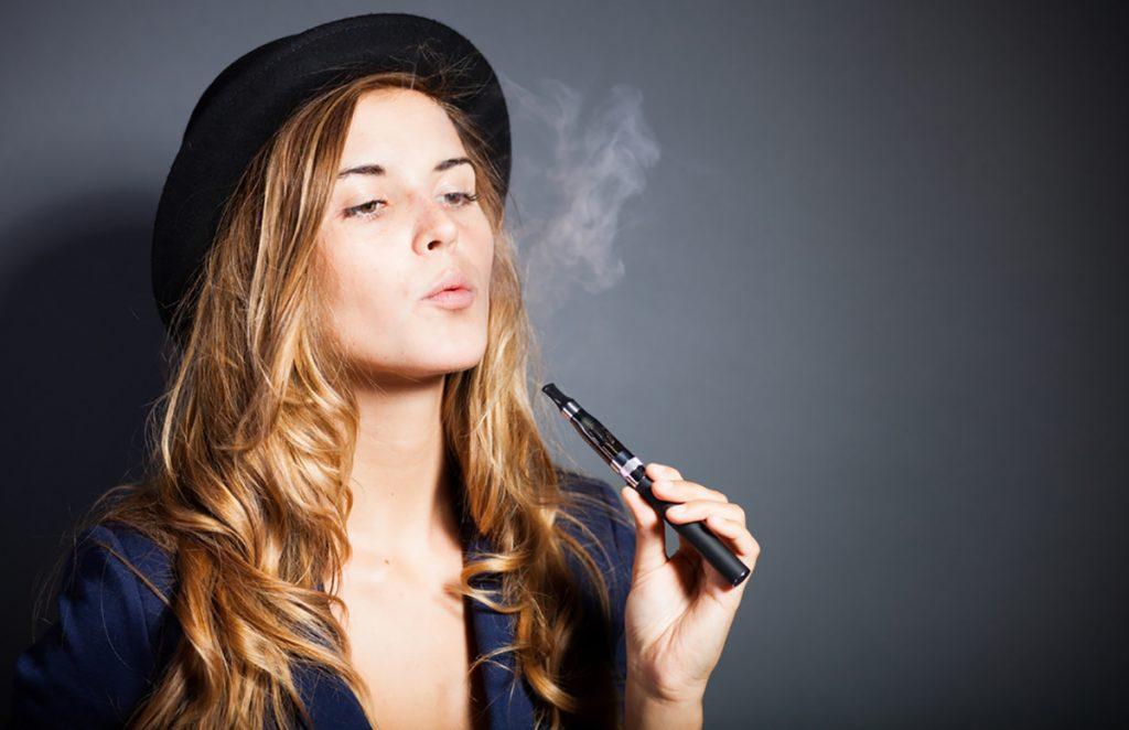 Elektronik Sigaranın Cilde Zararları