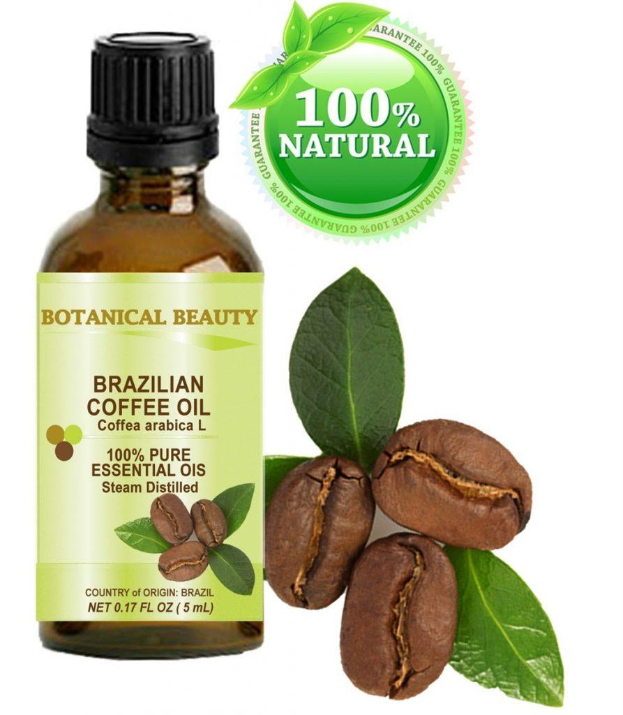 Brezilya kahve yağı
