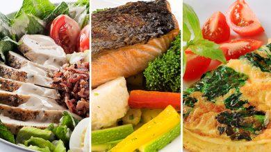 kiloya göre diyet listesi