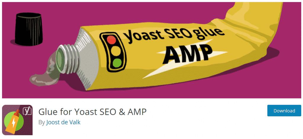 yoast seo glue amp