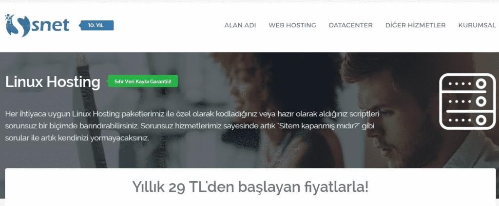 snet hosting