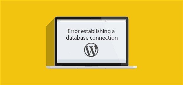 wordpress veritabanı bağlantı hatası